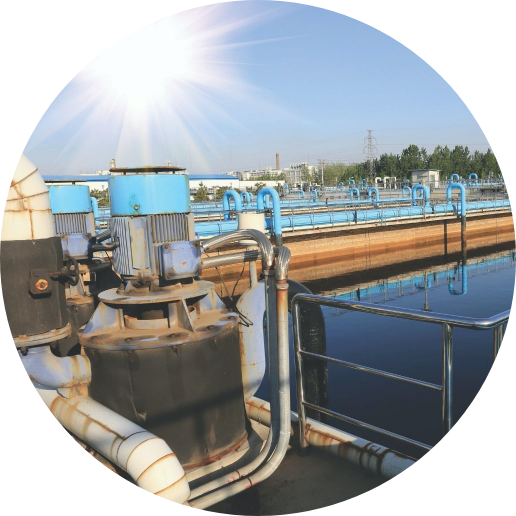 Image of waste water treatment