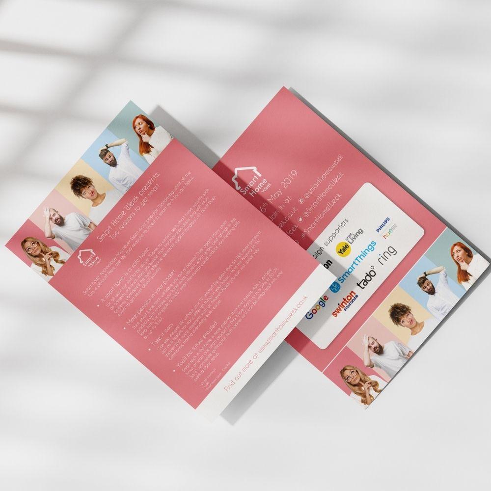 Brochures from Smart Home Week 2019